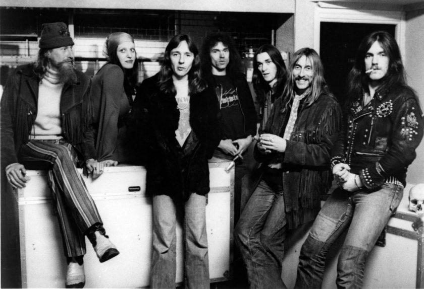 hawkwind lemmy and the rest